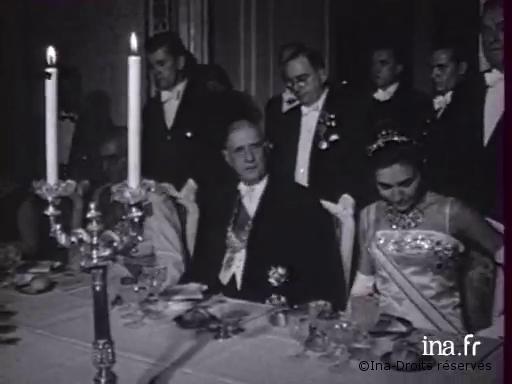 16-20/10/1963 : Voyage officiel en Iran