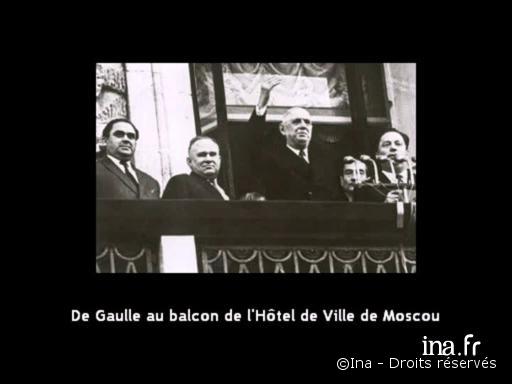 20/06-01/07/1966 : Voyage officiel en URSS