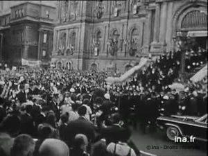 """23-27/07/1967 : Voyage au Québec et discours de Montréal """"Vive le Québec libre!"""""""