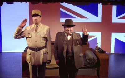 La Fondation Charles de Gaulle partenaire de la pièce de théâtre – Meilleurs Alliés