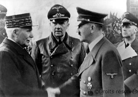 24/10/1940 : Entrevue de Montoire