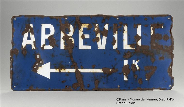 17-30/05/1940 : De Gaulle, à la tête de son unité, s'illustre à Montcornet puis à Abbeville