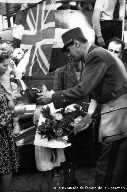14/06/1944 : Discours de Bayeux