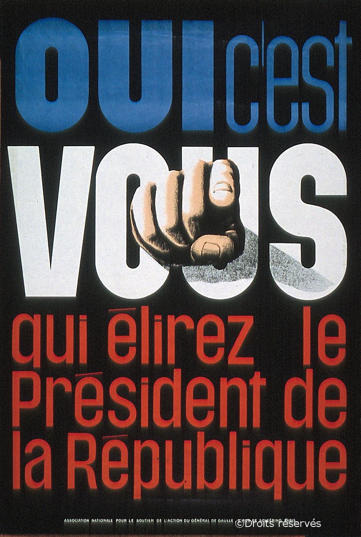 28/10/1962 : Référendum sur l'élection présidentielle au suffrage universel direct