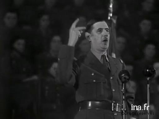 15/11/1941 : Discours de l'Albert Hall