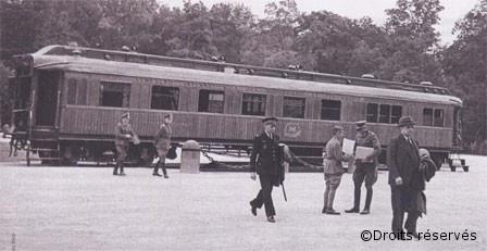 22-24/06/1940 : Armistices avec l'Allemagne et l'Italie