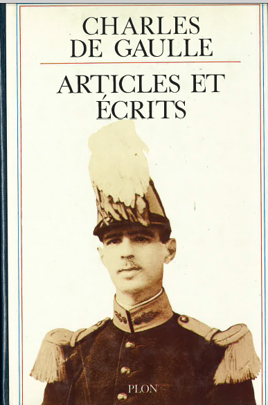 1975 : Articles et écrits