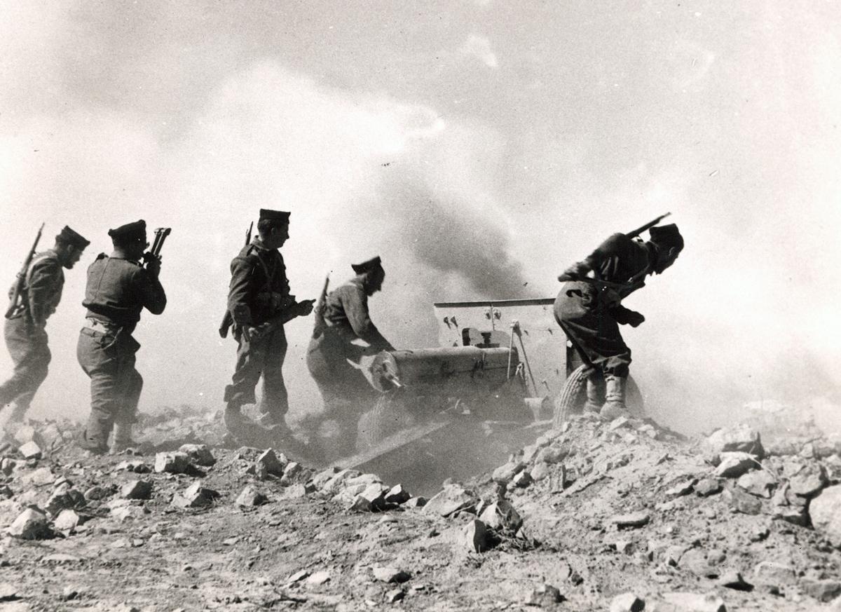 La 1ère Brigade française libre à Bir-Hakeim, mai-juin 1942