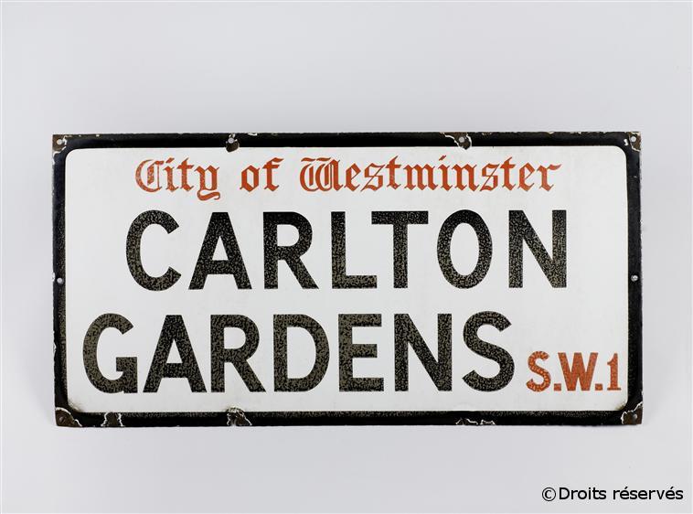24/07/1940 : Installation de la France Libre au 4 Carlton Gardens