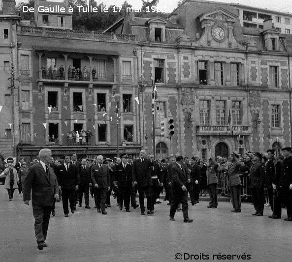 17-20/05/1962 : Voyage dans le Lot, la Corrèze, la Creuse et la Haute-Vienne