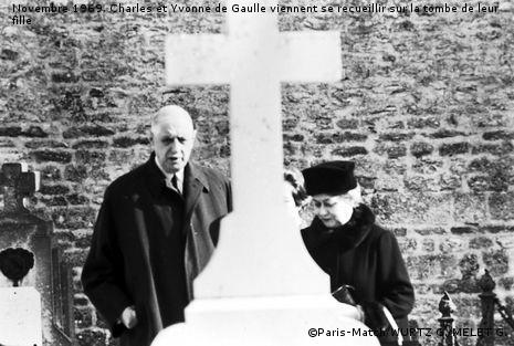 06/02/1948 : Décès d'Anne de Gaulle