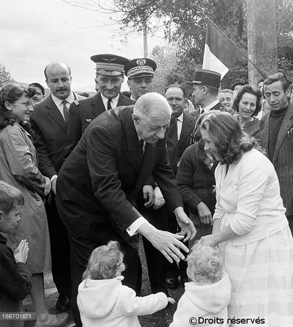 06-09/10/1960 : Voyage dans le Rhône, l'Isère, la Savoie et la Haute-Savoie