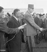 03-07/12/1958 : Tournée d'inspection de l'armée en Algérie