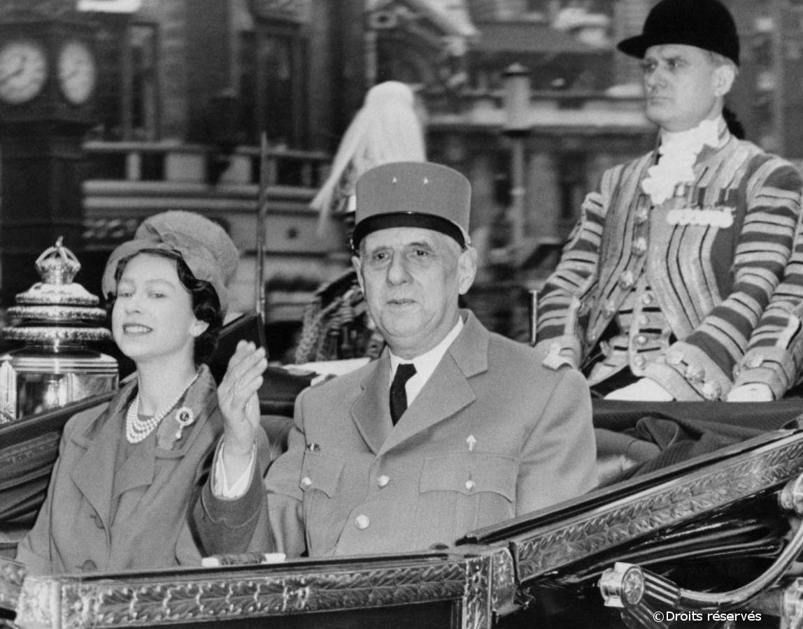 05-08/04/1960 : Voyage officiel en Grande-Bretagne