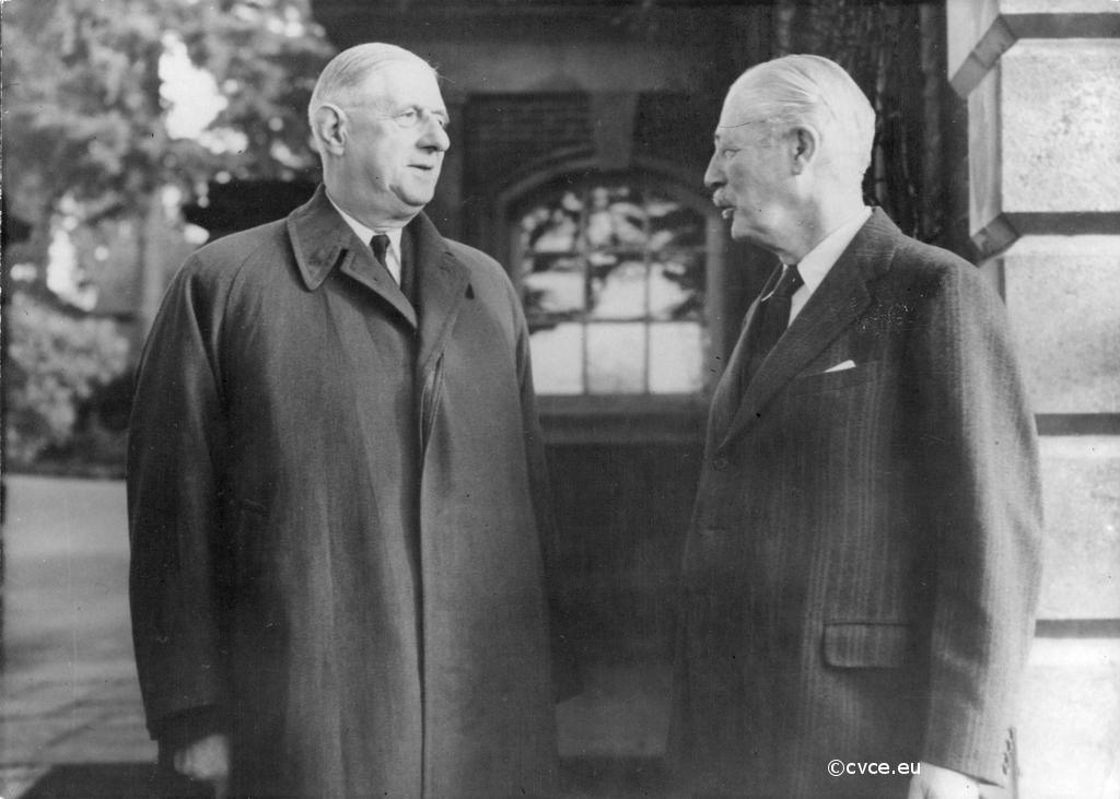 24-26/11/1961 : Voyage en Grande-Bretagne