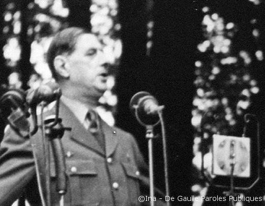 16/06/1946 : Discours de Bayeux
