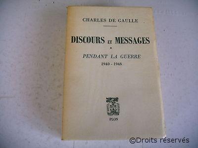 30/06/1947 : Publication de Discours et Messages 1940-1946