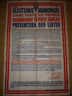 19-26/10/1946 : Elections municipales