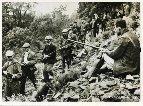 09/09-04/10/1943 : Libération de la Corse