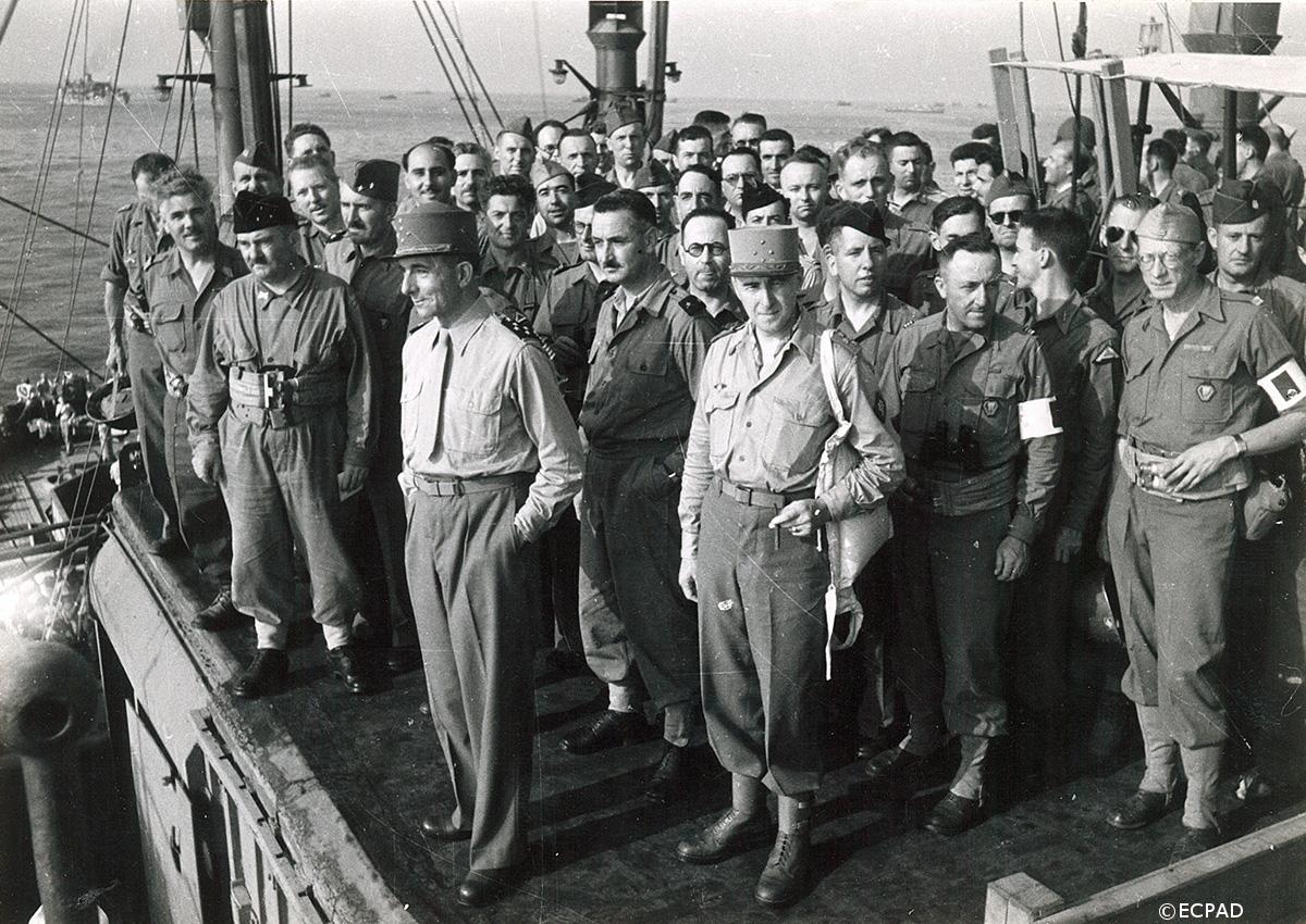 15/08/1944 : Débarquement de Provence