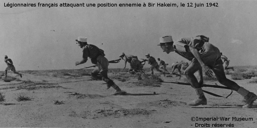 26/05-11/06/1942 : Bataille de Bir Hakeim