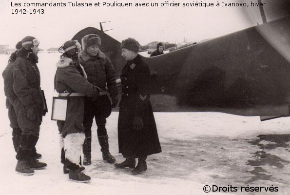 28/02/1942 : Escadrille Normandie envoyée en URSS/Offensive au Fezzan