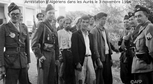 01/11/1954 : Début de la rébellion algérienne