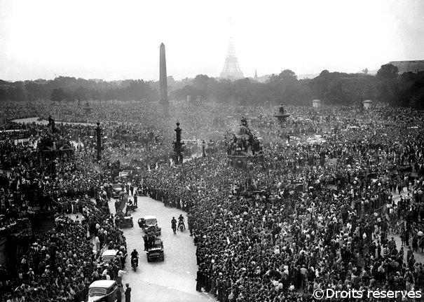 25/08/1944 : Libération de Paris
