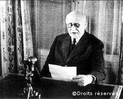 17/06/1940 : De Gaulle part en Angleterre.
