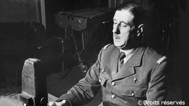 23/12/1940 : Appel du général de Gaulle à propos de l'« heure d'espérance »