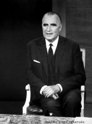 14/04/1962 : Georges Pompidou est nommé Premier ministre