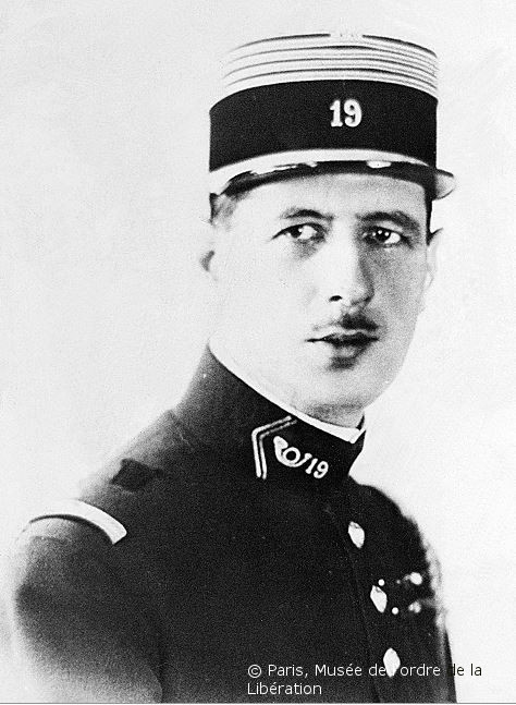 1926 : Affectation à l'Etat-Major de l'armée française du Rhin