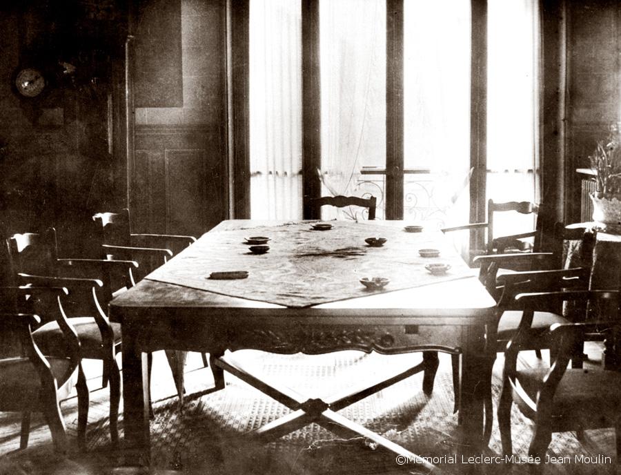 27/05/1943 : Première réunion du CNR