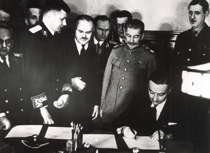 De Gaulle -URSS