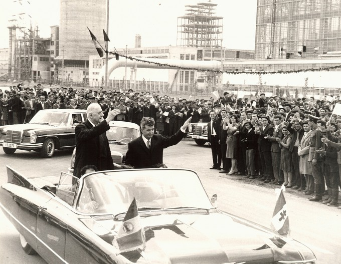 De Gaulle à Bucarest
