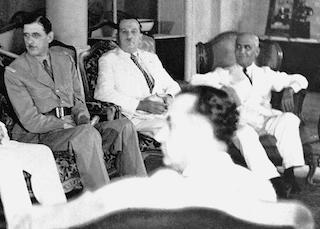 Le général de Gaulle au Levant,1942