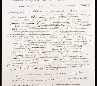 Manuscrit de l'appel du 18 juin