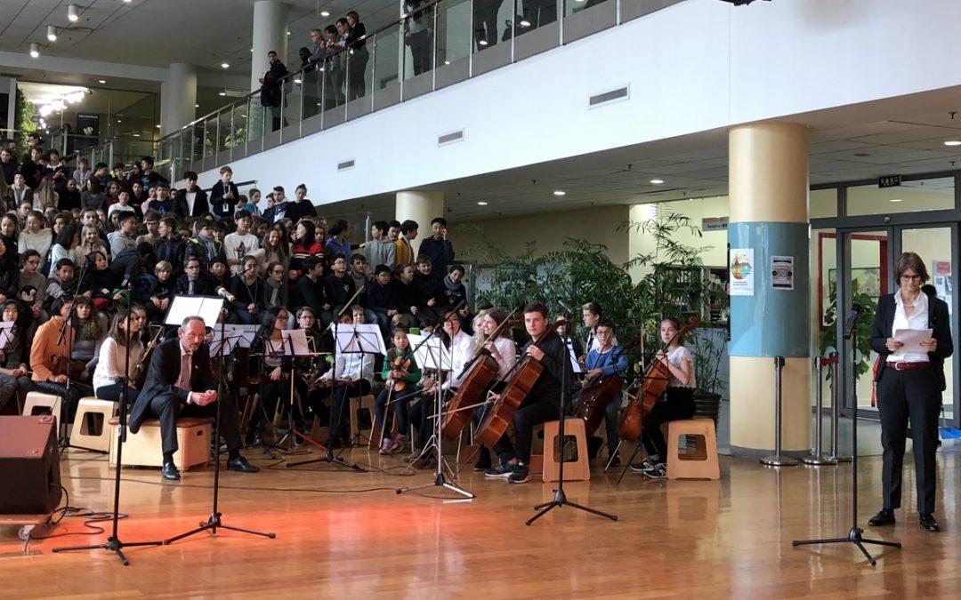 La Fondation Charles de Gaulle participe à la commémoration franco-allemande du traité de l'Élysée à Shanghai