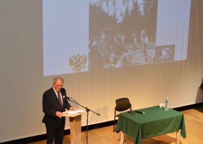 Conférence centre culturel russe