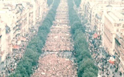 Mai 1968 – 50e anniversaire de la manifestation du 30 mai