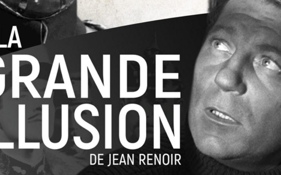 Projection en plein air du film «La Grande Illusion» de Jean Renoir aux Invalides