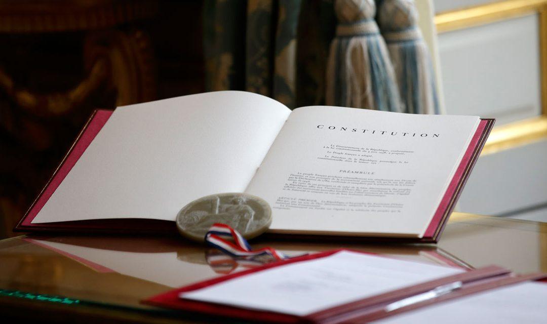 Il y a 60 ans, le général de Gaulle présentait le projet de Constitution de la Ve République au peuple français