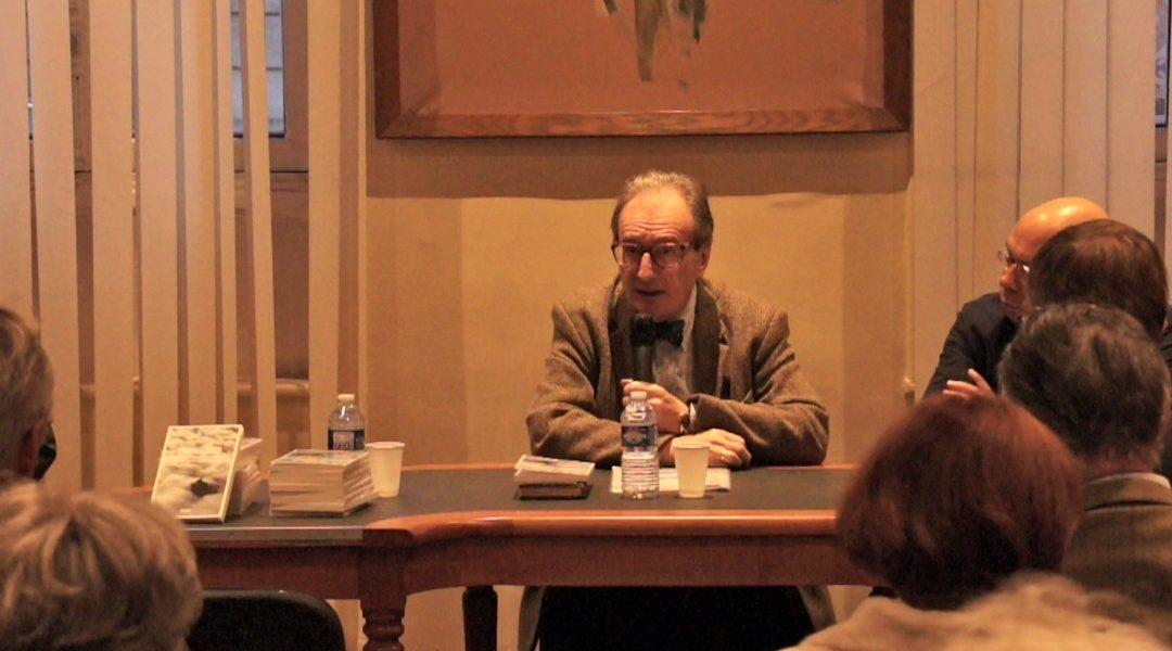 Vidéo de la conférence du Professeur Jean-Luc Marion de l'Académie française