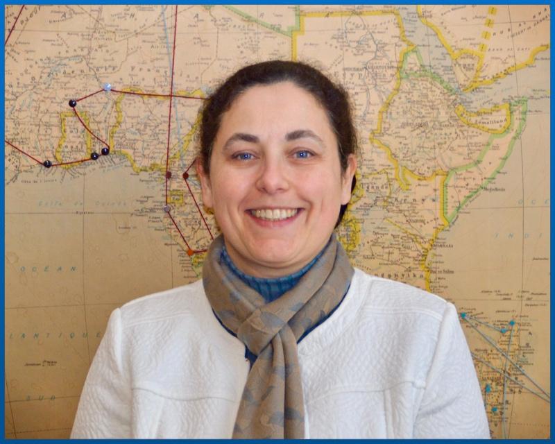 Commissaire en chef de 1ère classe (R) Véronique Grau-Barrière