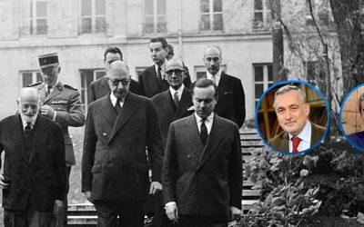 Le général de Gaulle, l'ENA et la question du leadership…