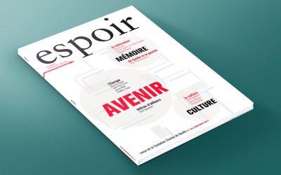 Revue Espoir n°193 – Le référendum/L'Europe/La culture selon André Malraux