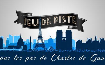 Jeu de piste « Sur les pas de Charles de Gaulle » – Édition 2021 (Académie de Lille)