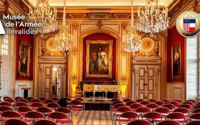 Colloque «l'Alliance stratégique franco-américaine» le 13 septembre 2019