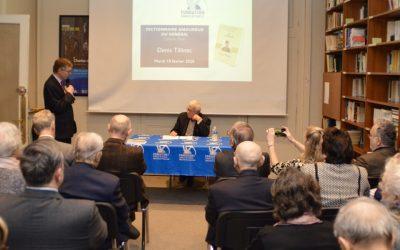 [Vidéo] Conférence de Denis Tillinac – Dictionnaire amoureux du Général