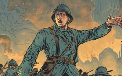 Fiches pédagogiques de la bande dessinée «Ils ont fait l'Histoire – De Gaulle» (éditions Glénat/Fayard)